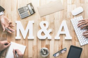 Conditions and procedures for merger of enterprises