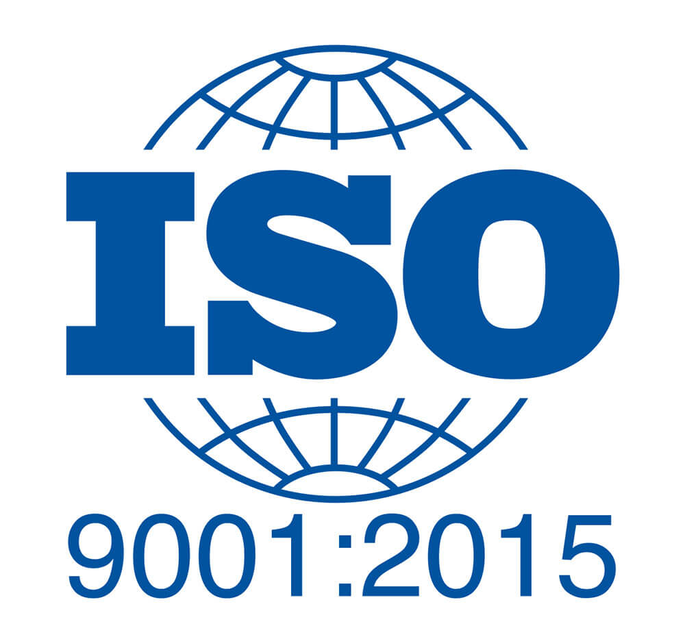 Consulting service, ISO 9001: 2015 certification