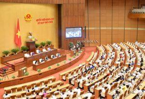 Quốc hội chính thức thông qua luật doanh nghiệp (sửa đổi)