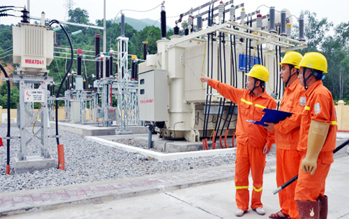 INSTRUCTIONS FOR ELECTRICAL OPERATION LICENSE