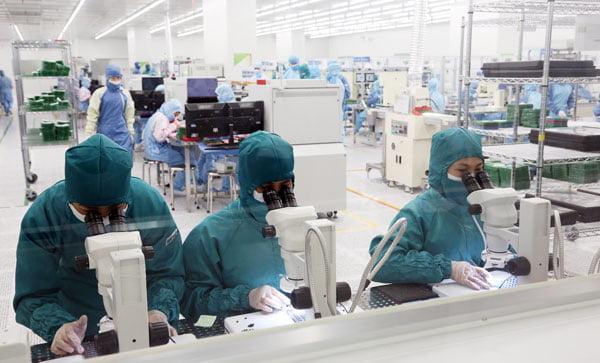 Doanh nghiệp sản xuất linh kiện điện tử: Nỗ lực hội nhập kinh tế ...